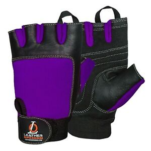 Gym Fitness Gloves Ladies Weight Lifting Bodybuilding Training Cycling Workout