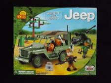 NIB COBI Willys MD with Cannon Block Puzzle Sealed #24191