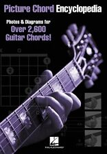 Picture Chord Encyclopedia - 6 inch x 9 inch Edition Guitar Educationa 000695687