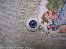 ~AcRyLiC ReALiStiC TrUe BLuE EyEs 22MM FoR ReBoRn~