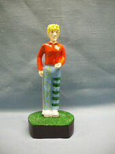 comic female Golf trophy full color resin gift award R902