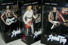Spinal Tap Movie Derek Smalls Nigel Tufnel David St. Hubbins figure dolls Xmas