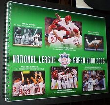 National League Green Book (2005)