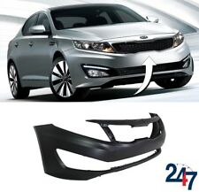 BUMPER BARE PLAIN WITHOUT TOW BAR HOLE COMPATIBLE WITH KIA OPTIMA 2010-2015