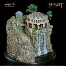 WETA The Hobbit White Council Chamber Miniature Environment Statue Rivendell SEA