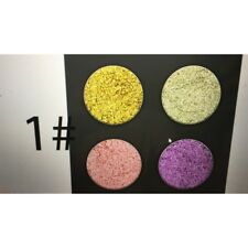 4pc Compressed Sparkling Party Pressed Glitter Shadow Eyeshadow Makeup Palette