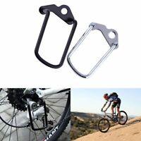 Steel Outdoor Bike Rear Gear Derailleur Protector Chain Stay Guard Bicycle