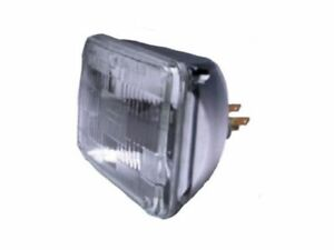 For 1956-1959 GMC 370 Headlight Bulb High Beam and Low Beam 44628NY 1957 1958