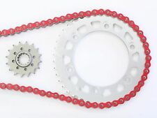 520 Chain and Sprockets 16/42 RK MAX-X 07 08 09 10 11 12 13 14 15 16 CBR 600RR