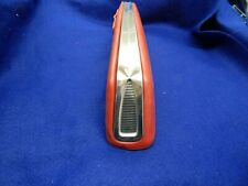 USED 63 Ford Galaxie 500 XL Red LH Quarter Arm Rest W/ Ashtray #C3AB-6231601-CW