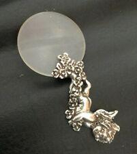 Lente in Argento 800 Argenteria Microfusione Argent Silber Plata Sterling Silv