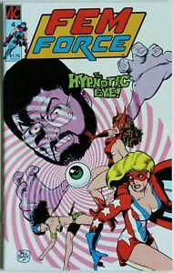 Femforce #4 - AC Comics - Bill Black - Mark Propst