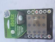 Golf dotz id balle marqueur transferts