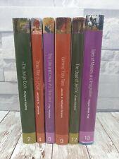 Great Family Reads 6 Hardback Book Bundle