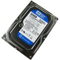 HP Compaq Presario SR5710F - 320GB Hard Drive - Windows 7 Home Premium 64 bit