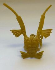 Vintage MOTU MERMAN Gold Chest armor