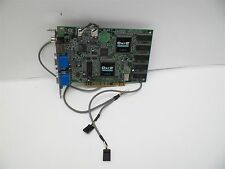 Creative Labs CT7120 PCI Video Card Dxr2 MPEG-2 DVD Decoder