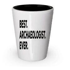 Archaeologist Shot Glass - Decor For Men Women Kids - Ceramics Kit (6)