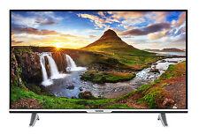 Telefunken XU49D101 4K Ultra HD Fernseher 49 Zoll TV Triple-Tuner DVB-C/-T2/-S2