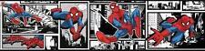 Wallpaper Border Spiderman MARVEL Comics All New Pattern