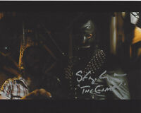 STEPHEN HIBBERT HAND SIGNED PULP FICTION 'THE GIMP' 8X10 PHOTO C w/COA PROOF