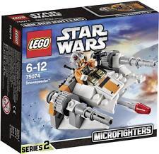 LEGO Star Wars 75074 Snowspeeder Eisplanet Hoth Microfighters Serie 2