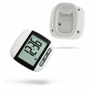 Waterproof Walking Step Counter Movement Calories Digital Running Pedometer