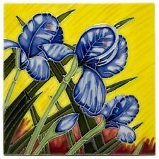 Benaya Iris Bloom Square Tile 121031