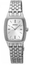 Seiko Ladies Dress Stainless Steel Bracelet Watch SRZ469P1 SQNP
