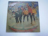 THE SLYVERS  DISCO FEVER gimme/mahogany RARE LP RECORD 1979 INDIA INDIAN ex