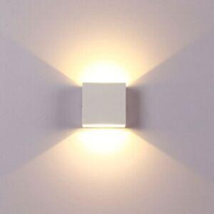 Applique Murale Interieur LED 6W Étanche Angle de Faisceau Aplique Mural 36000K