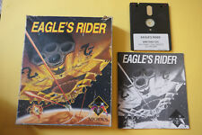 Jeu Amstrad CPC 6128 - EAGLE'S RIDER - Microïds