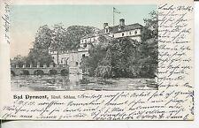 Vor 1914 Frankierte Ansichtskarten aus Niedersachsen für Burg & Schloss