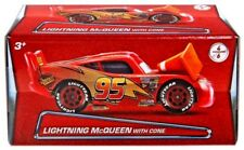 Disney Cars Puzzle Box Series 2 Lightning McQueen with Cone Diecast Car
