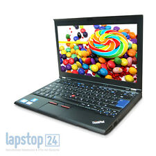 Lenovo ThinkPad X220 Core i5-2520M 2,5GHz 4GB 320GB Windows10 Pro WLAN B'