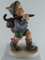 """Goebel Hummel Figurine TMK5 #327 """"The Run-a-way"""" Runaway Boy 5.5"""" Tall...1972"""