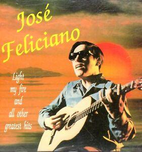 José Feliciano - Light My Fire    ....Z47