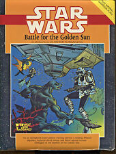 Battle for Golden Sun-Star Wars RPG Role Playing Game Adventure-West End (40017)