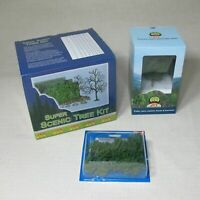JTT SCENERY WALTHERS SCENEMASTER LOT OF 3 TREES HO SCALE BRAND NEW BP