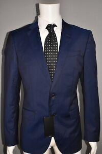 HUGO BOSS NEW $895 Huge6 / Genius5 Slim Fit Virgin Wool Blazer Men's 40R