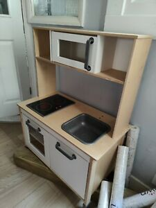 Ikea Duktig Children's Play Kitchen, used, some accessories missing