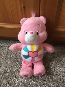 Plush Care Bear Beany Hopeful Heart