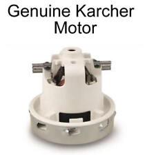 GENUINE KARCHER HOOVER CARPET CLEANER 1200W VACUUM MOTOR PUZZI 8/1 NT 351 KA02