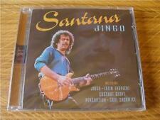 CD Album: Santana : Jingo : Sealed