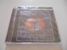"Steel Breeze ""Heart on the line"" Rare cd Aor Heaven Classix Series"