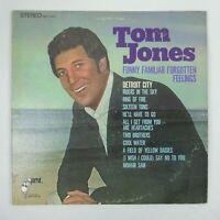 Tom Jones Vinyl LP Funny Familiar Forgotten Feelings