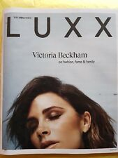 The Times' LUXX Magazine, September 2017: Victoria Beckham Cover Feature - MINT!