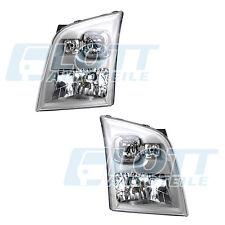 Hauptscheinwerfer links + rechts Scheinwerfer H4 für FORD TRANSIT 06 07/06-