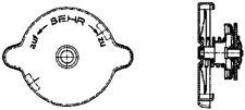 Radiator Cap-New PREMIUM Perfect fit Behr Hella Service fits 59-65 Mercedes 220