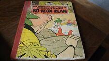 Les nouvelles aventures de Chick Bill le cow boys TOME 7 KO - KLOX -KLAN